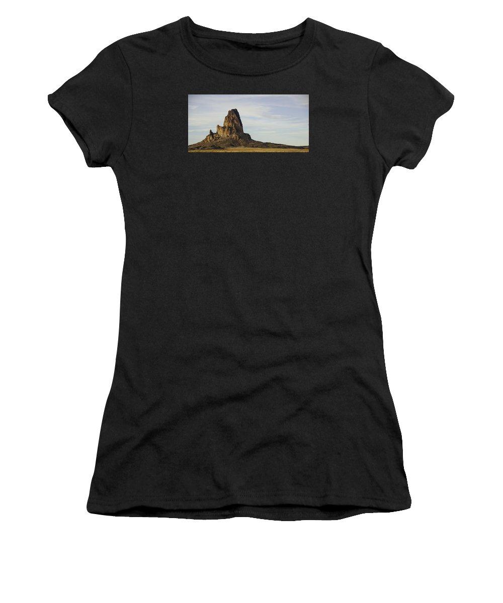 Dessert. Utah. Women's T-Shirt (Athletic Fit) featuring the photograph 79 by Garth Pillsbury