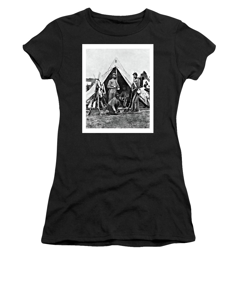 7th Women's T-Shirt featuring the photograph 7th New York 1 by John Feiser