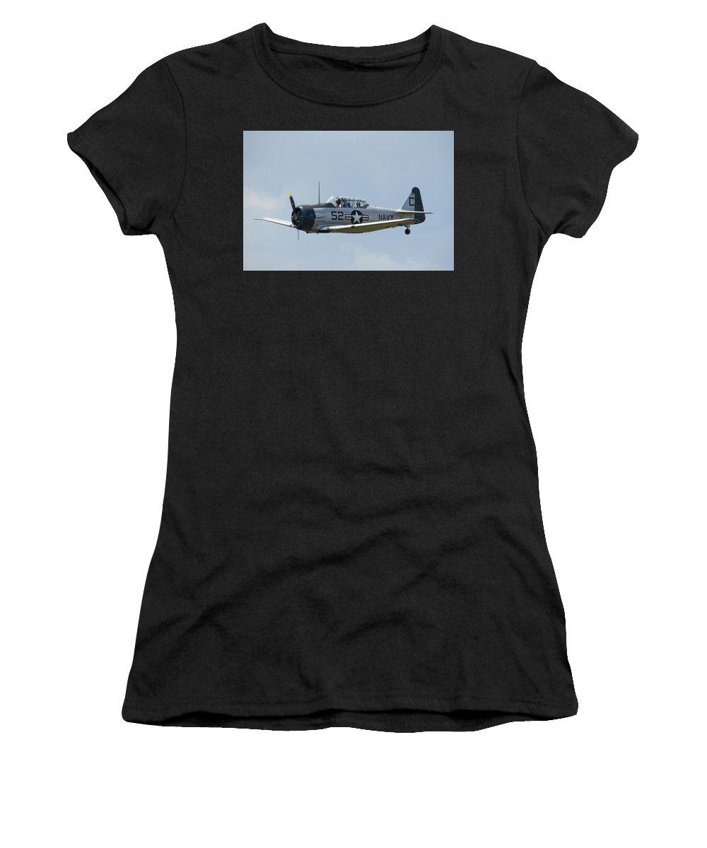 Women's T-Shirt featuring the photograph 8 by Brian Jordan
