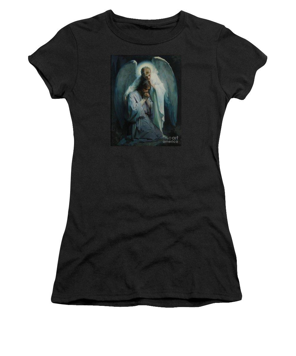 Agony In The Garden Women S T Shirt For Sale By Frans Schwartz