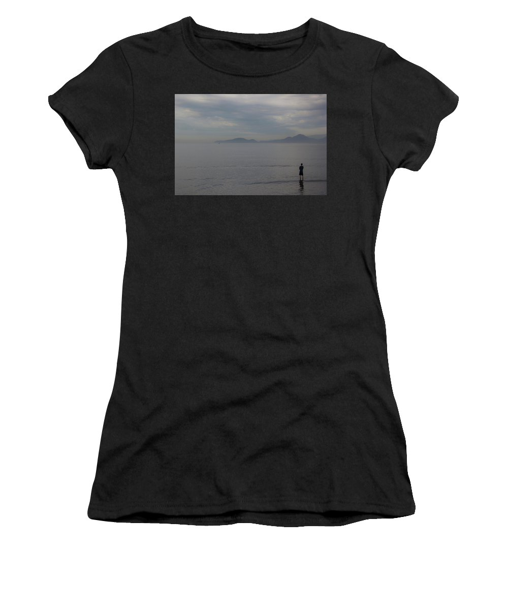 Apreciate Women's T-Shirt (Athletic Fit) featuring the photograph Apreciate by James Conway