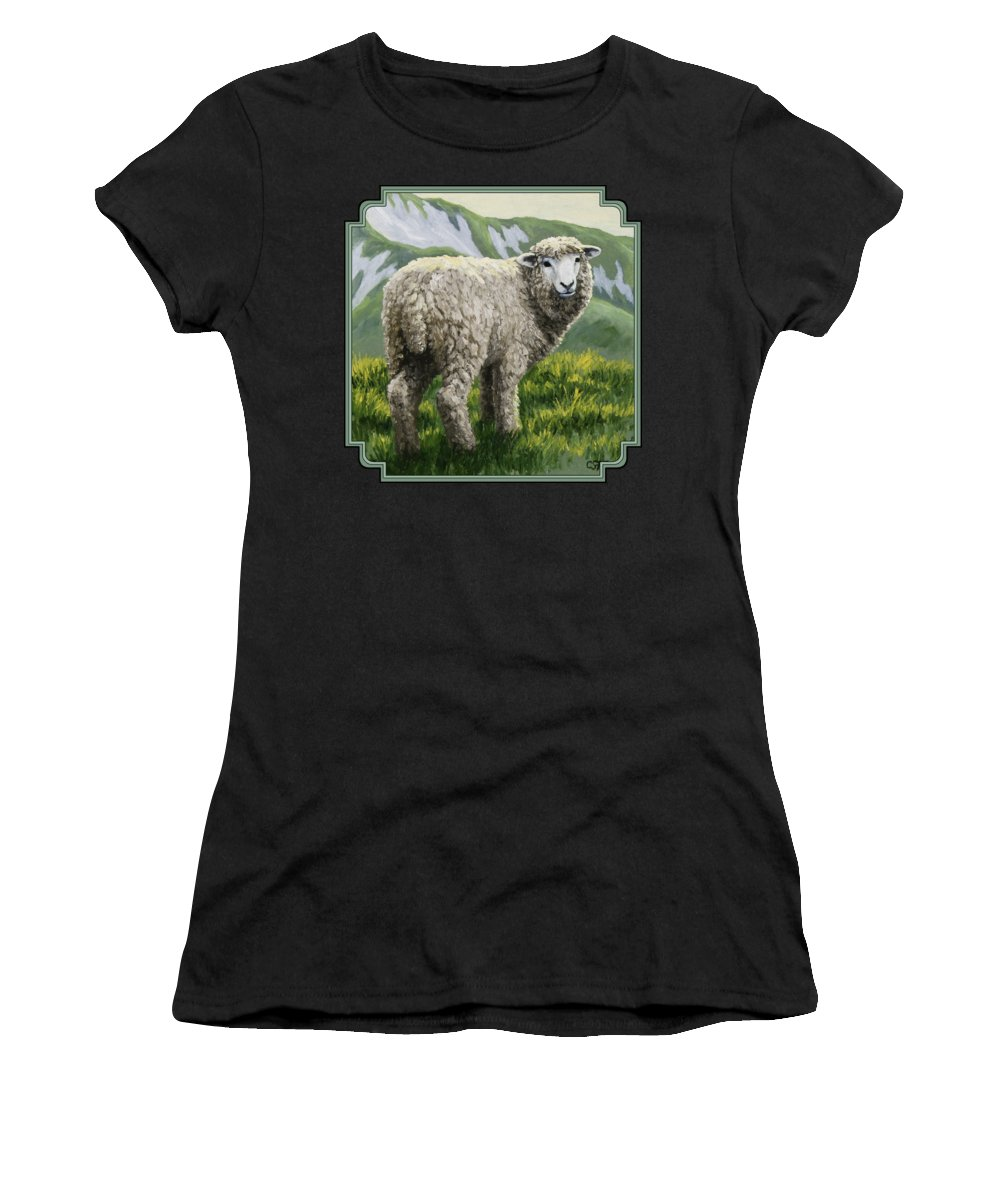 Sheep Women's T-Shirts
