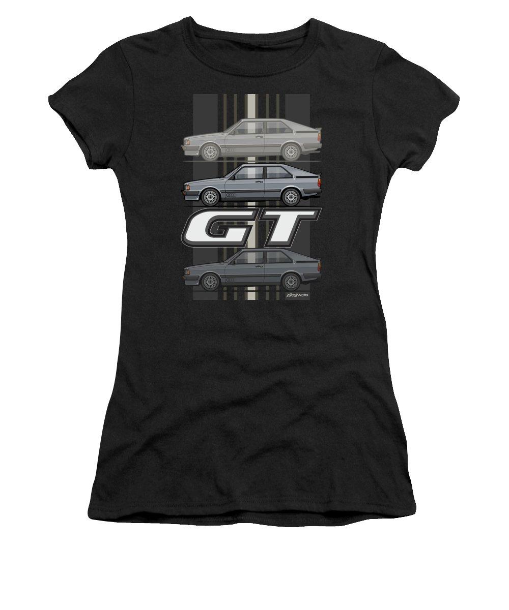 Auto Union Women's T-Shirts