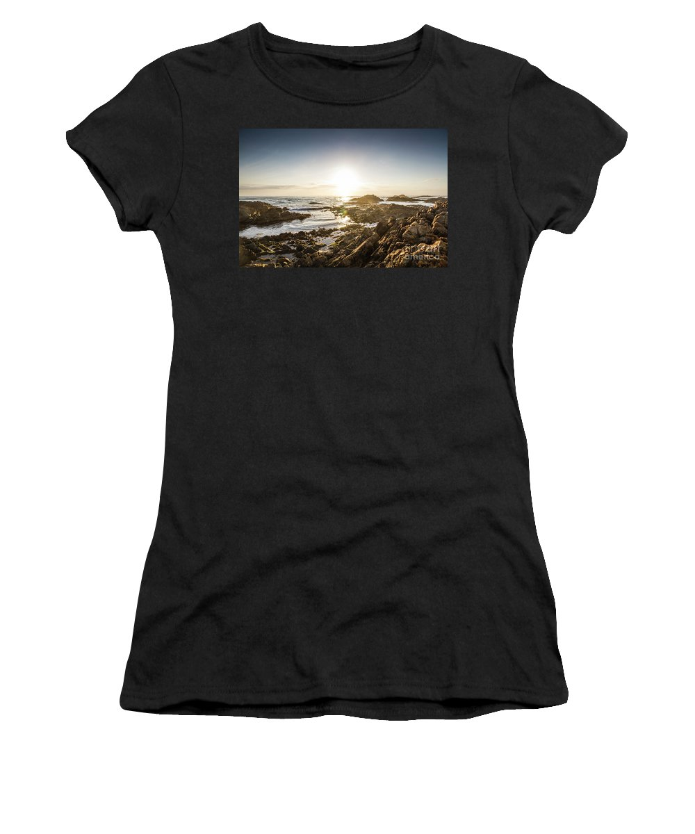 Sun Down Women's T-Shirts