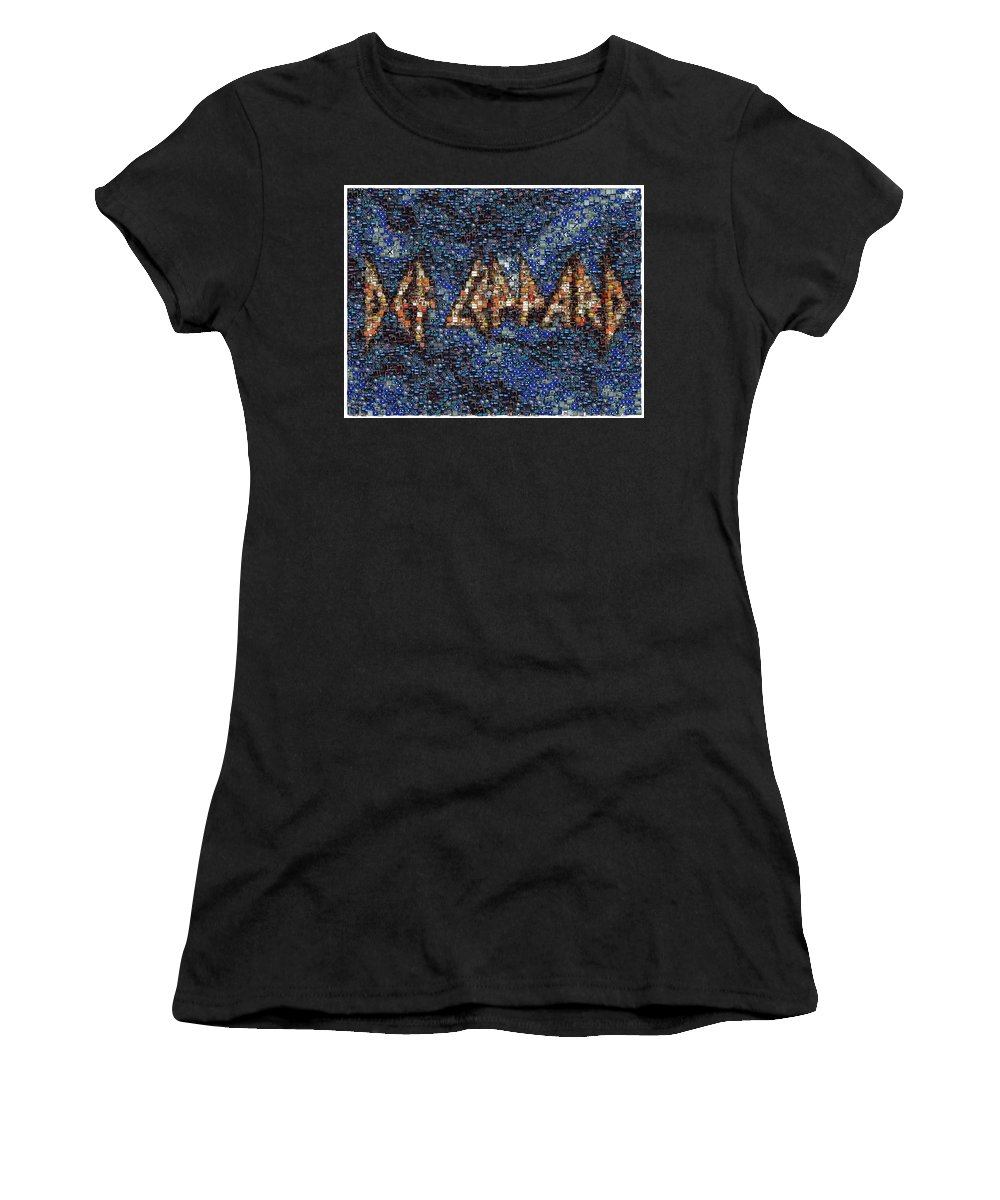 Def Leppard Junior T-Shirts