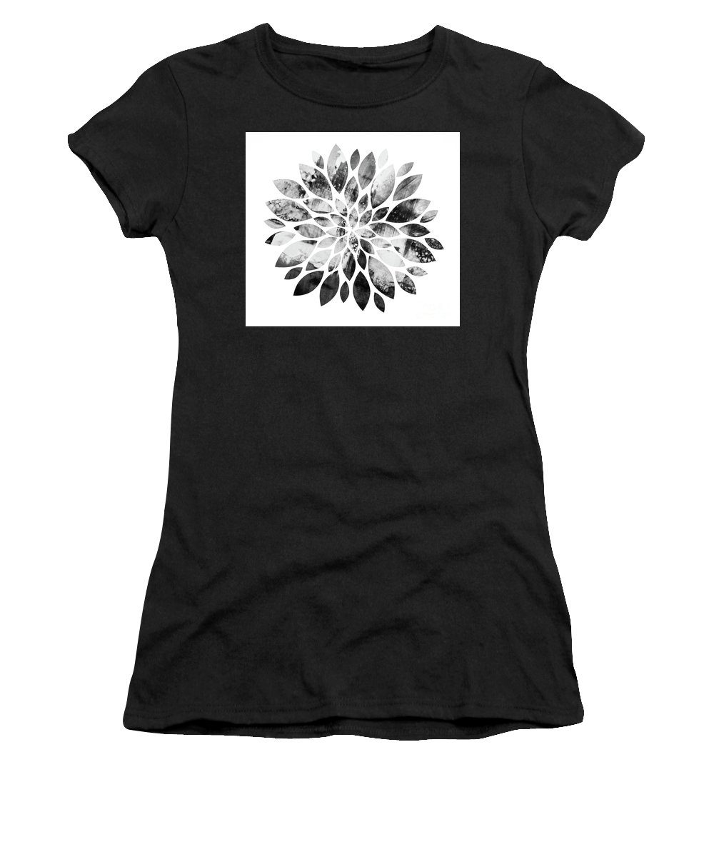 Floral Women's T-Shirt featuring the photograph Flower Painting 3 by Andrea Anderegg