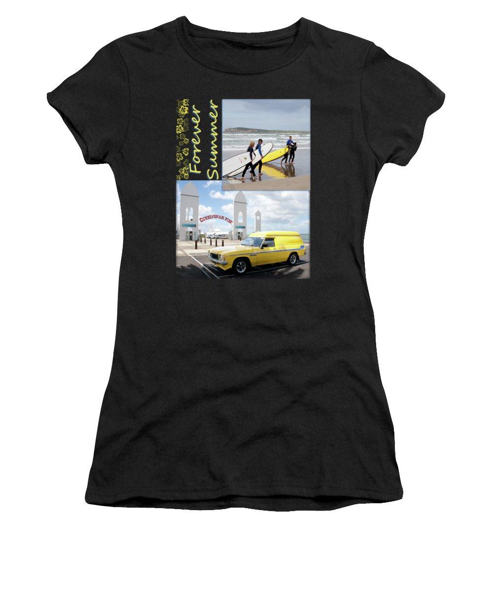 Ocean Pier Women's T-Shirts