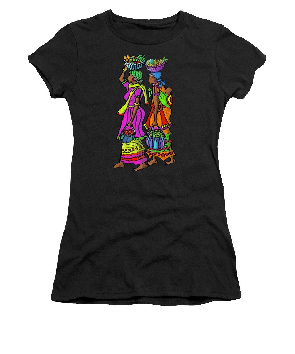 Ocean Sunset Women's T-Shirts