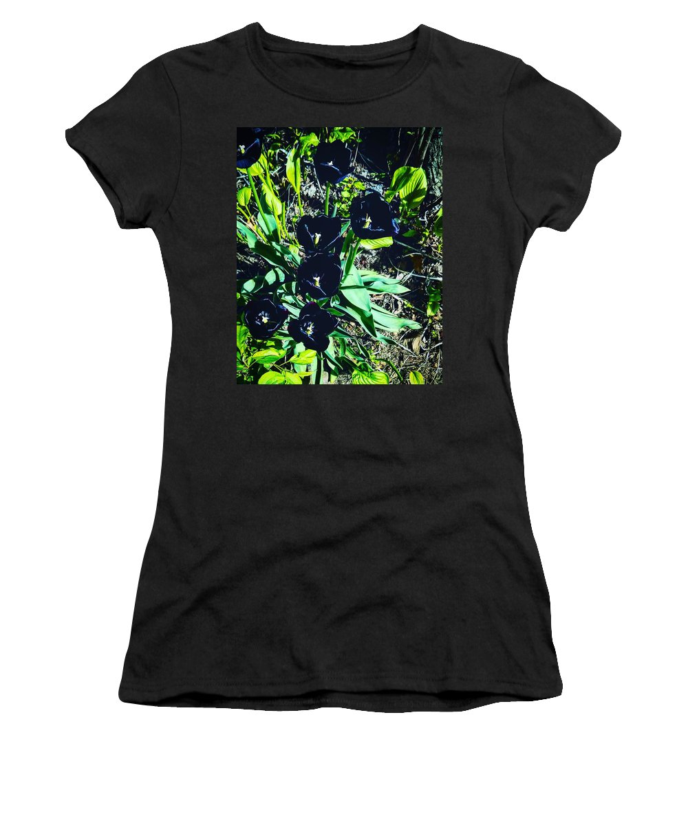 Nature Women's T-Shirt (Athletic Fit) featuring the photograph Hiding In Plain Sight by Jacob O'Neill