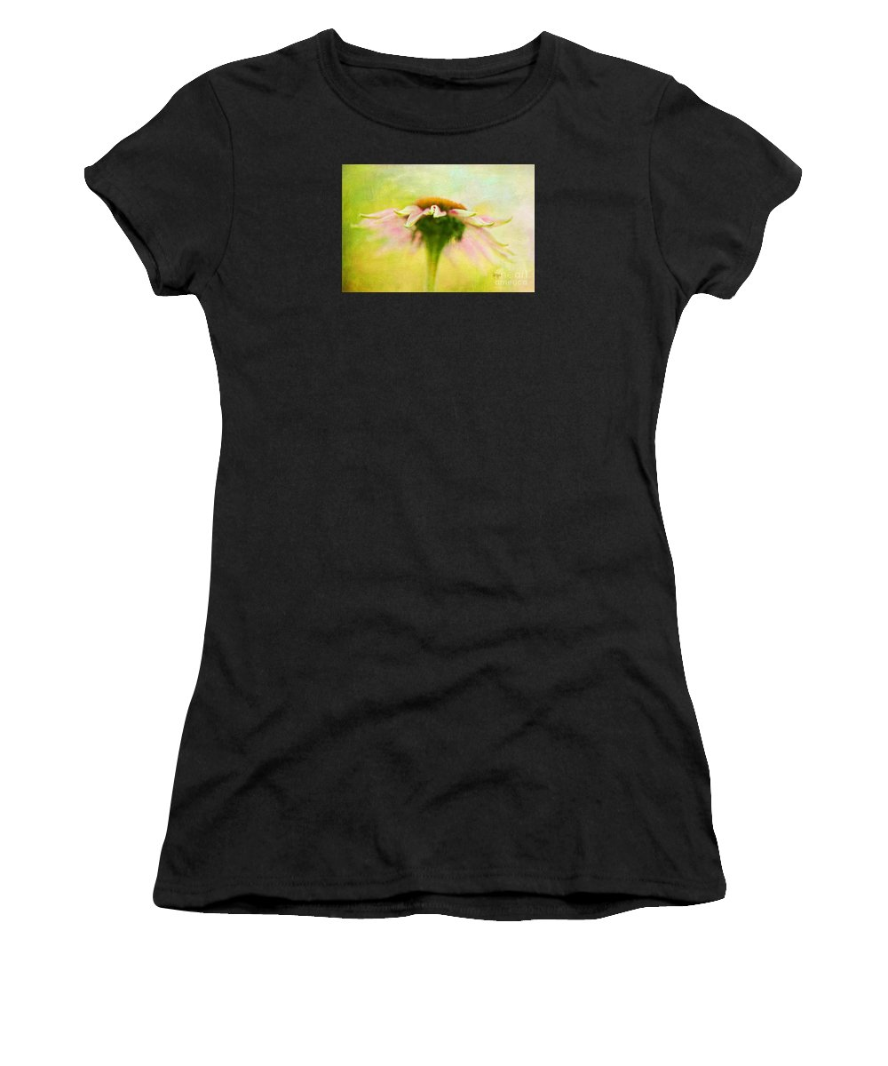 Daisy Women's T-Shirt (Athletic Fit) featuring the photograph In Perfect Harmony by Lois Bryan