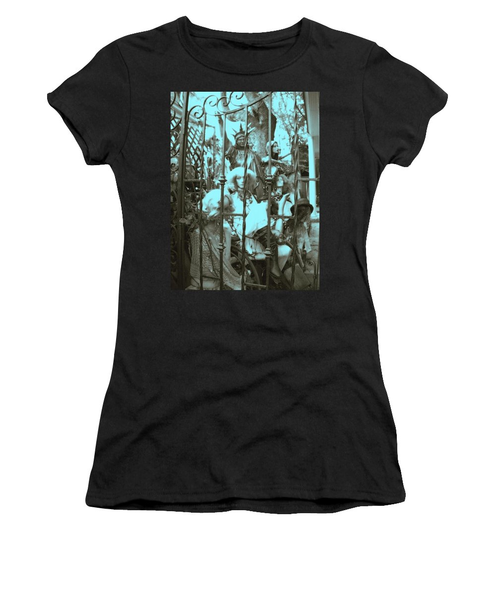 New Hope Women's T-Shirt featuring the photograph America The Land Of The Free by Susan Carella