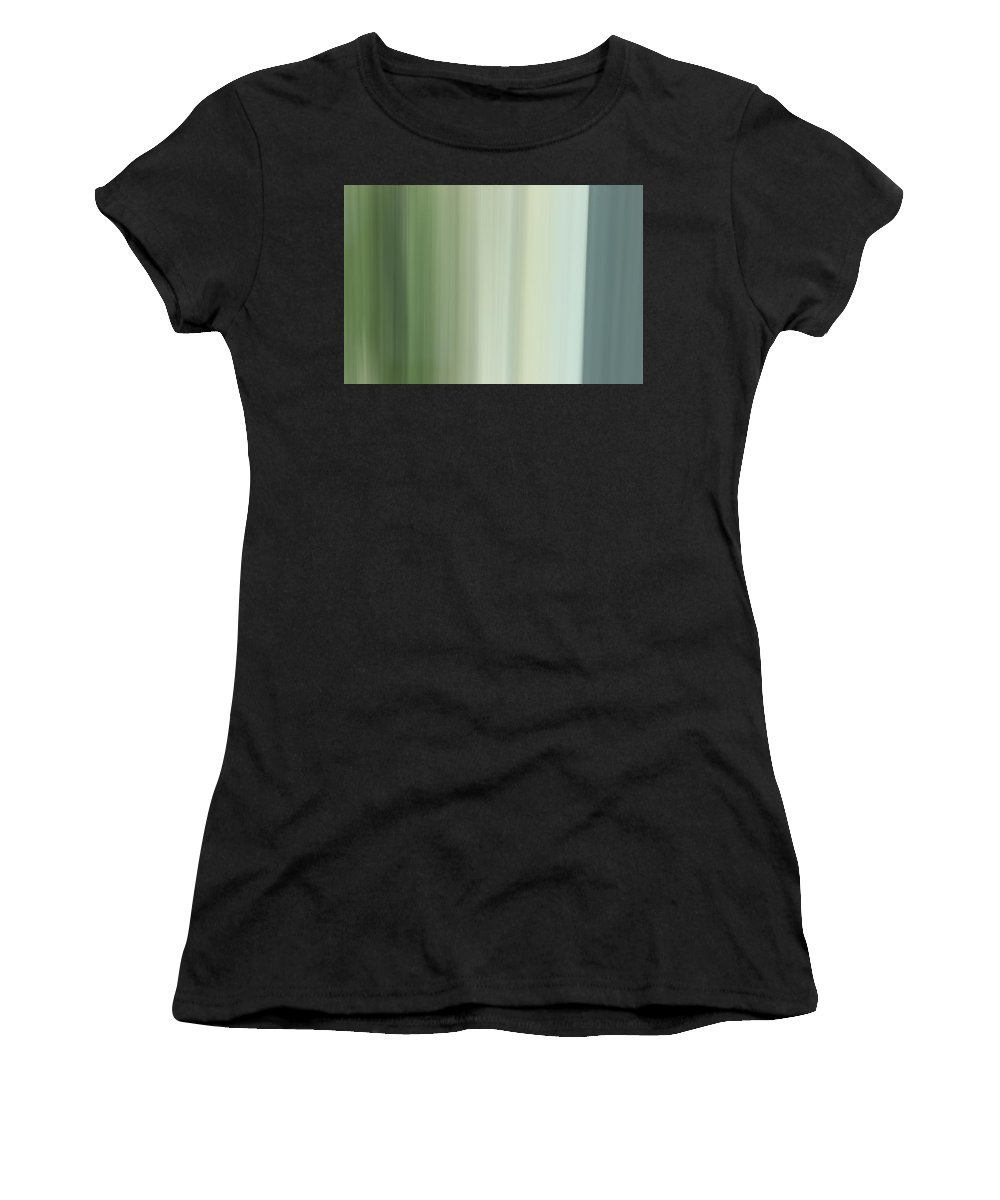 Women's T-Shirt (Athletic Fit) featuring the photograph Landscape I by Kevin Cote
