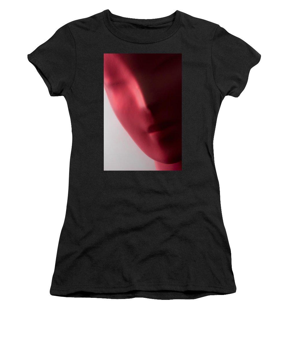 Mannequin Women's T-Shirt featuring the photograph Mannequin by Jeffery Ball