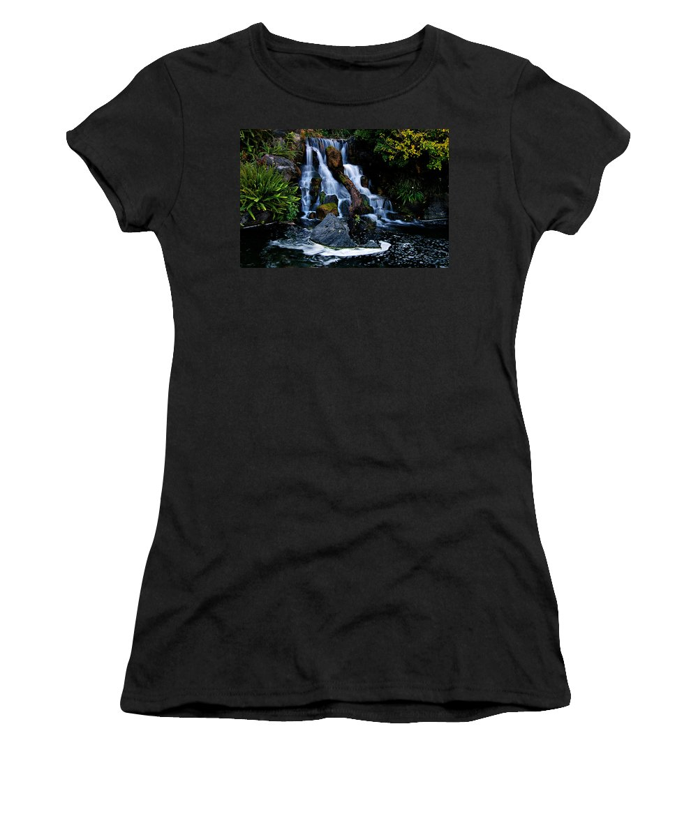 Clay Women's T-Shirt (Athletic Fit) featuring the photograph Mental Vacation by Clayton Bruster