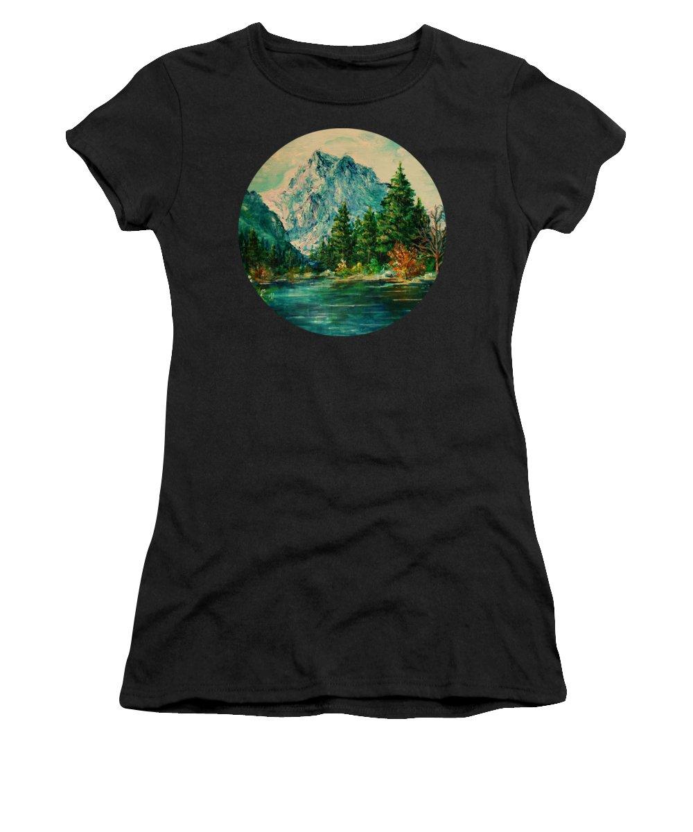 Shade Of Green Women's T-Shirts