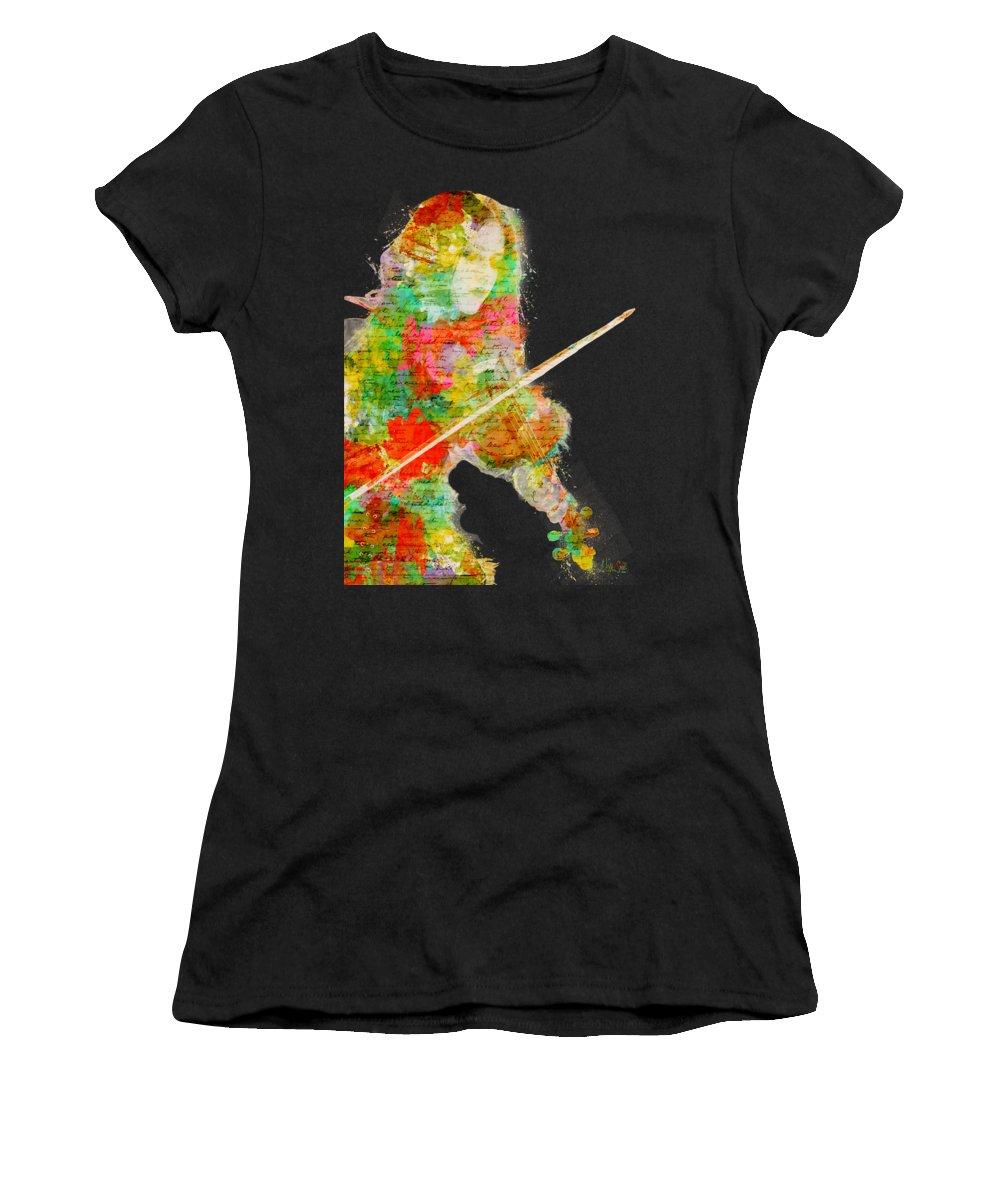 Violin Women's T-Shirts