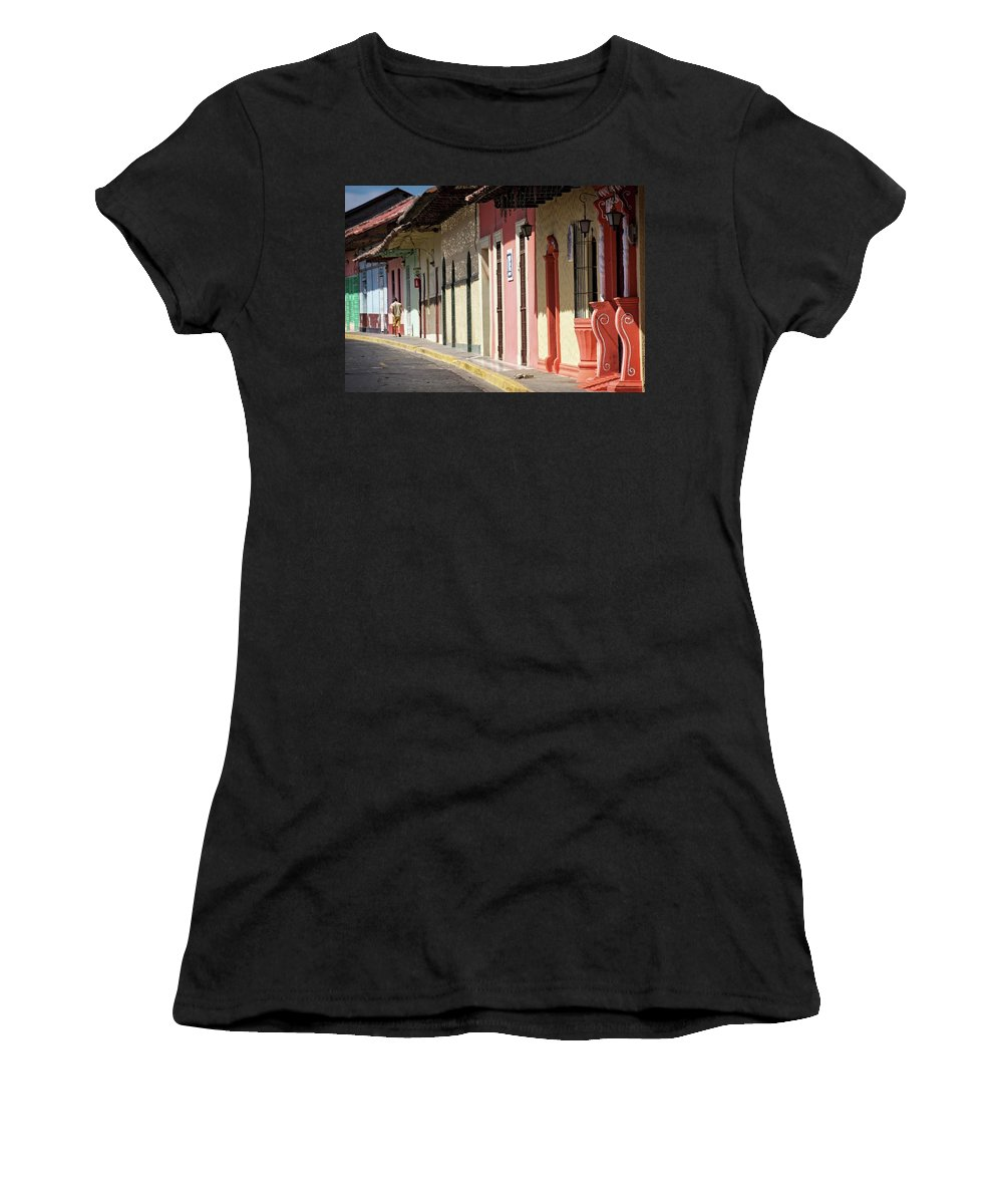 Nature Women's T-Shirt (Athletic Fit) featuring the photograph Pastel by Camera Or Bust