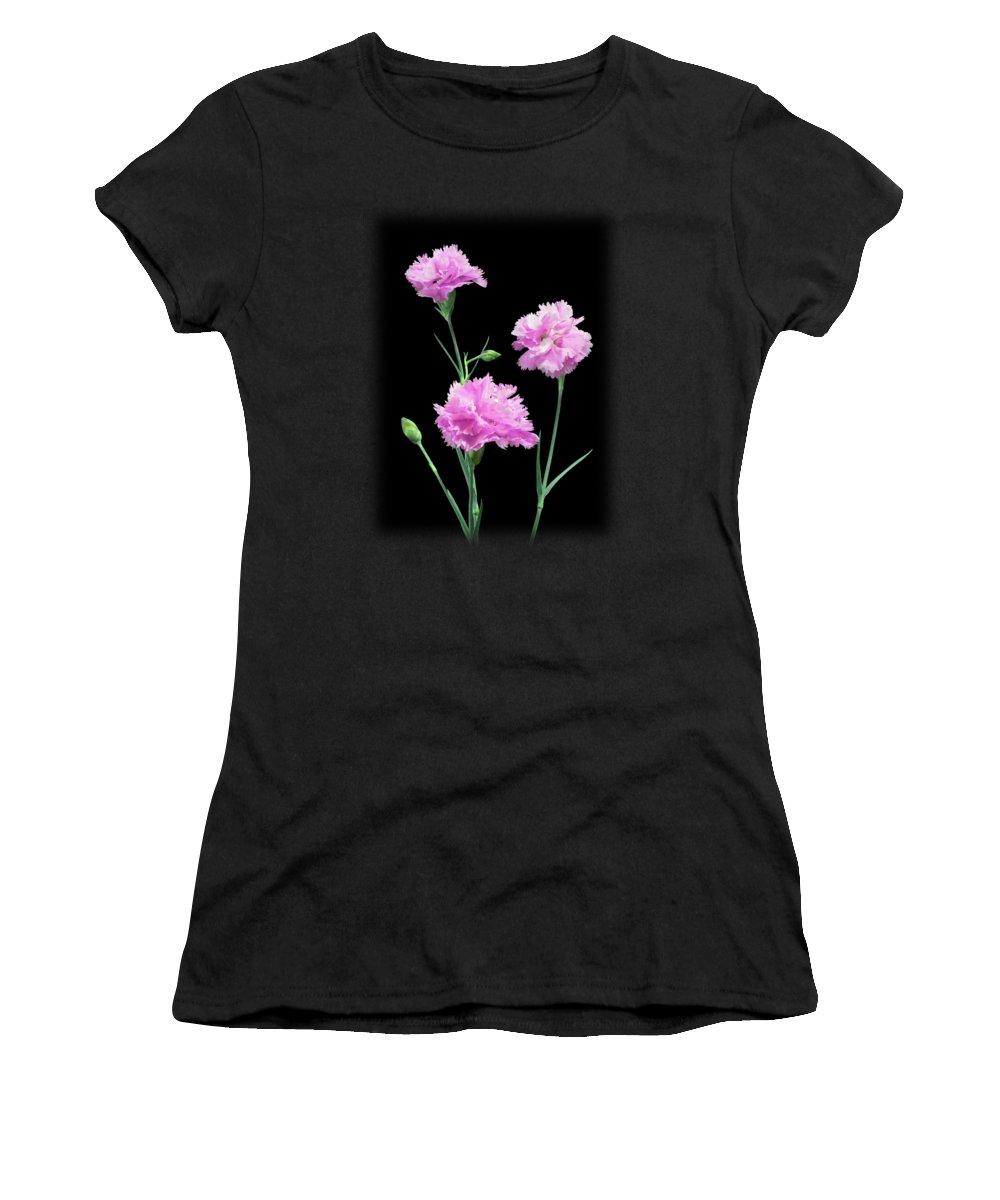 Carnation Women's T-Shirts
