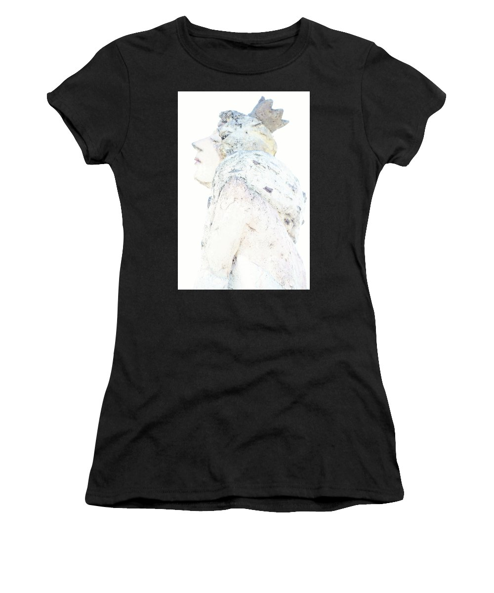 Princess By Alexander Vinogradov Women's T-Shirt (Athletic Fit) featuring the photograph Princess . by Alexander Vinogradov