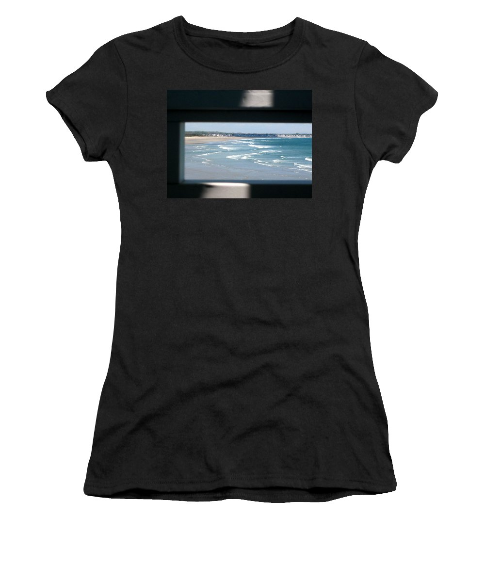 Women's T-Shirt (Athletic Fit) featuring the photograph Roll Tide by Diane Culleton