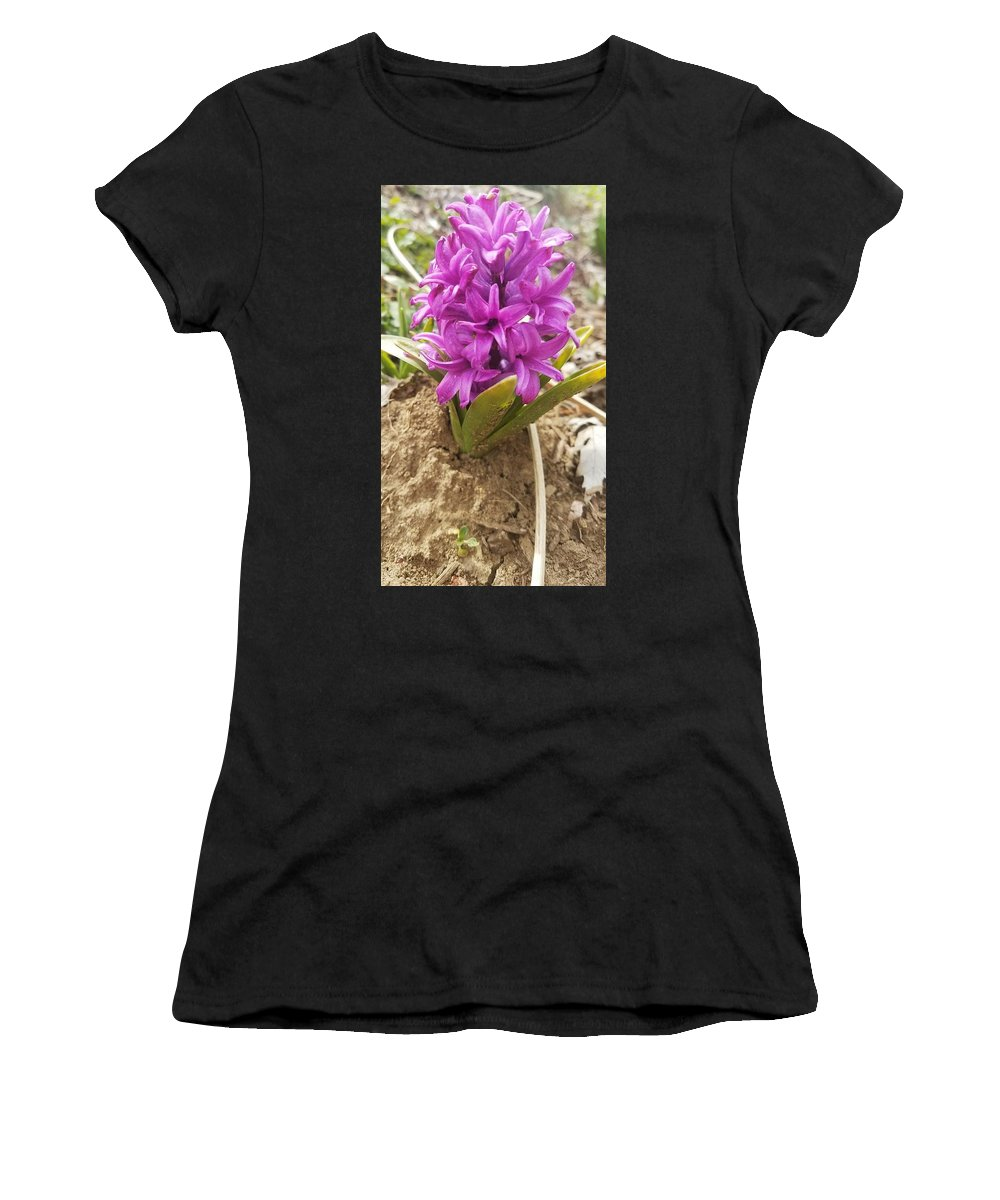 Spring Women's T-Shirt (Athletic Fit) featuring the photograph Spring Has Sprung by Alli Horton