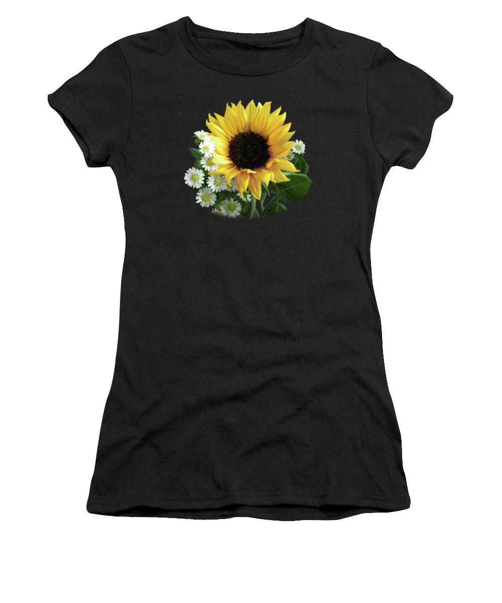 Sunflower Women's T-Shirts