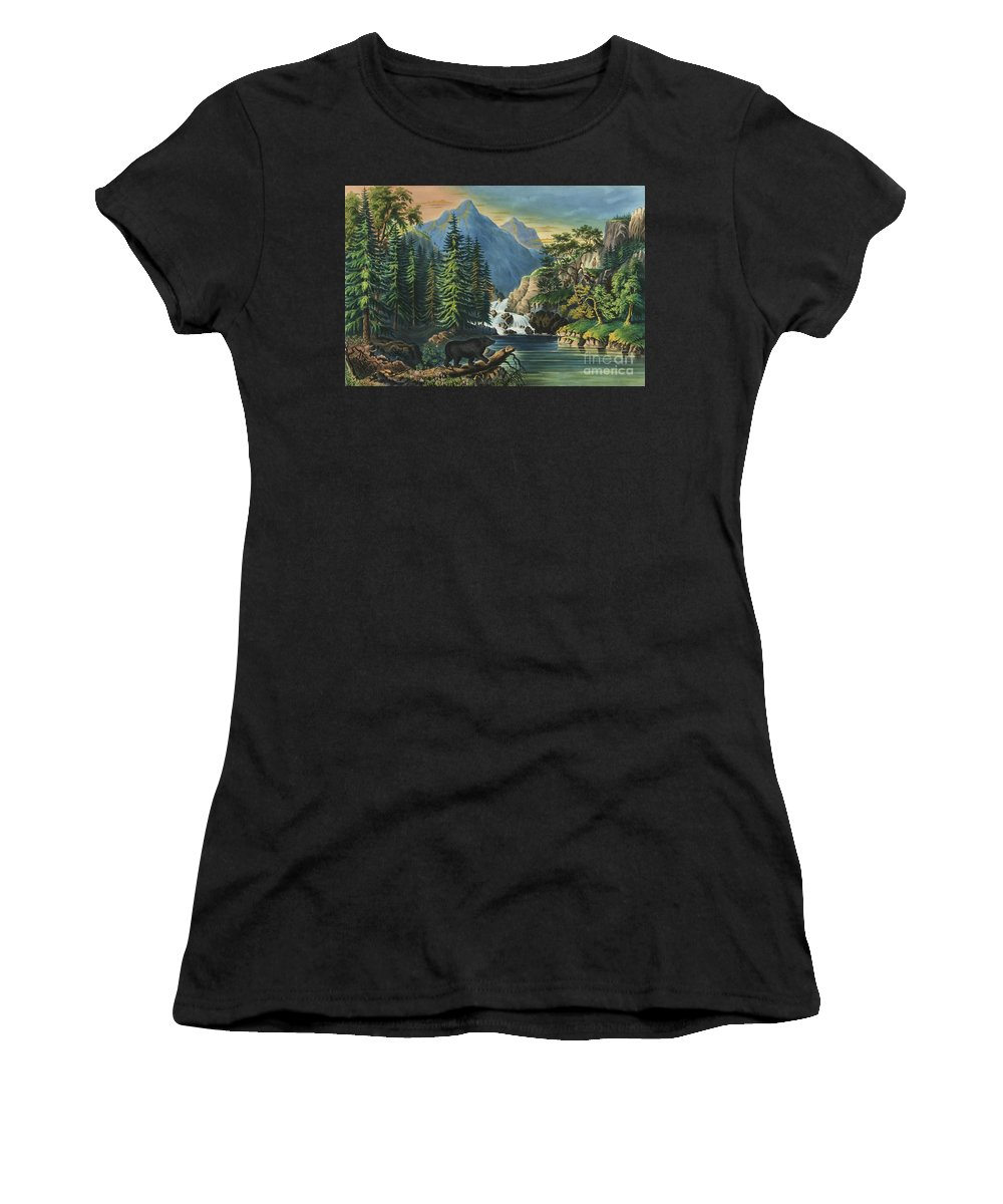 Indian Peaks Wilderness Women's T-Shirts