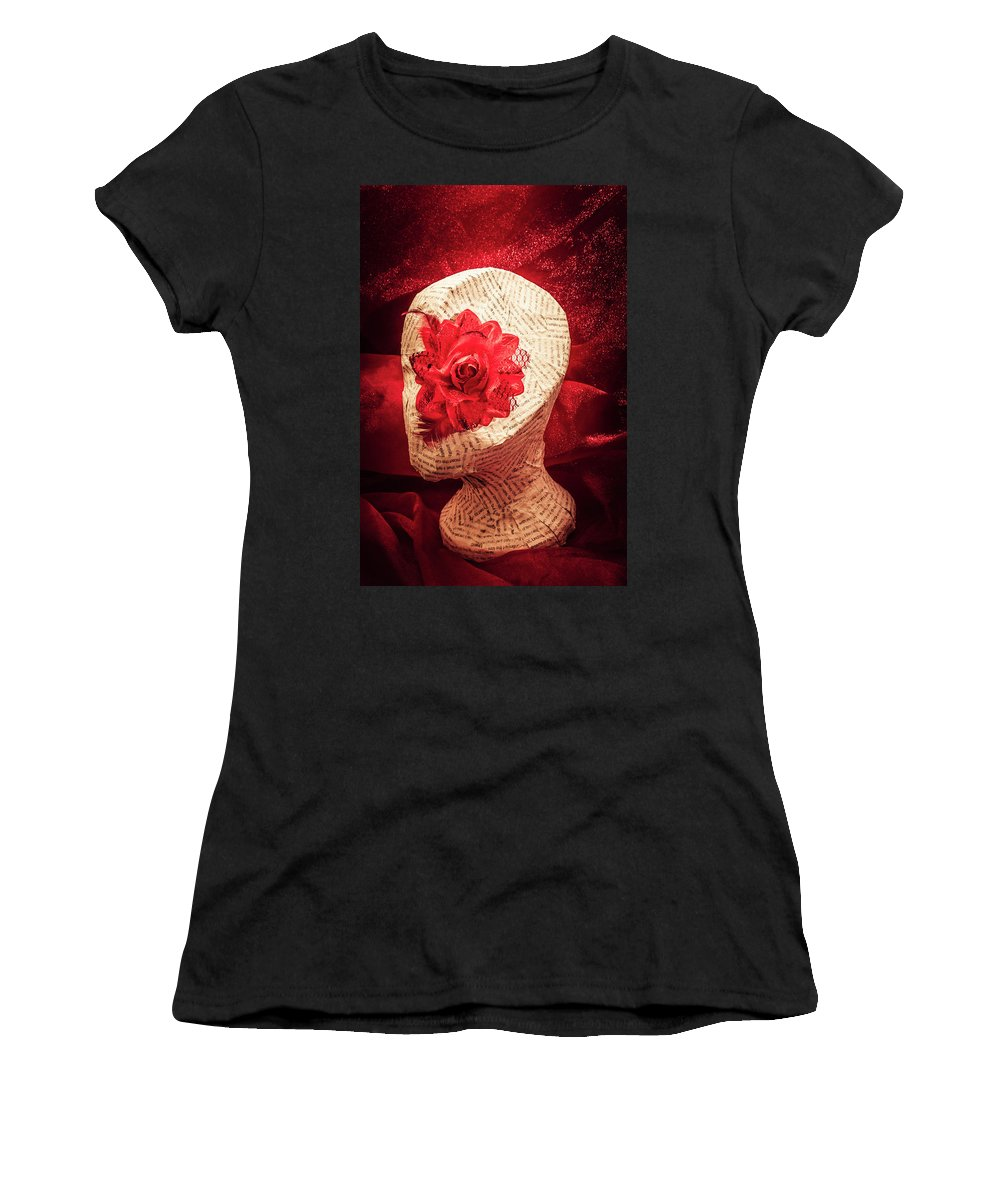 Death Women's T-Shirt featuring the photograph The Rise And Fall by Jorgo Photography - Wall Art Gallery
