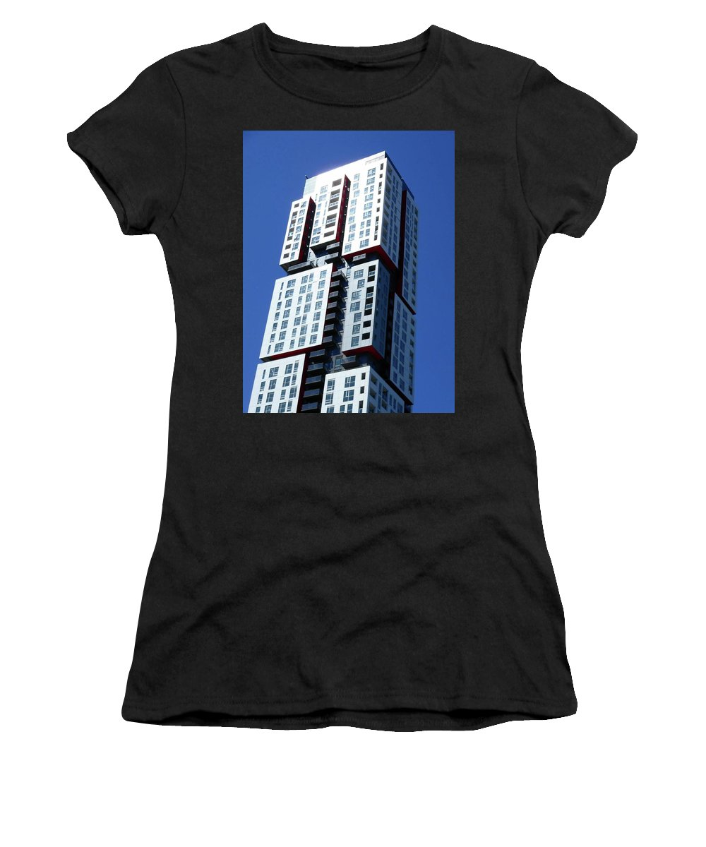 Toronto Women's T-Shirt featuring the photograph Toronto 14 by Ron Kandt