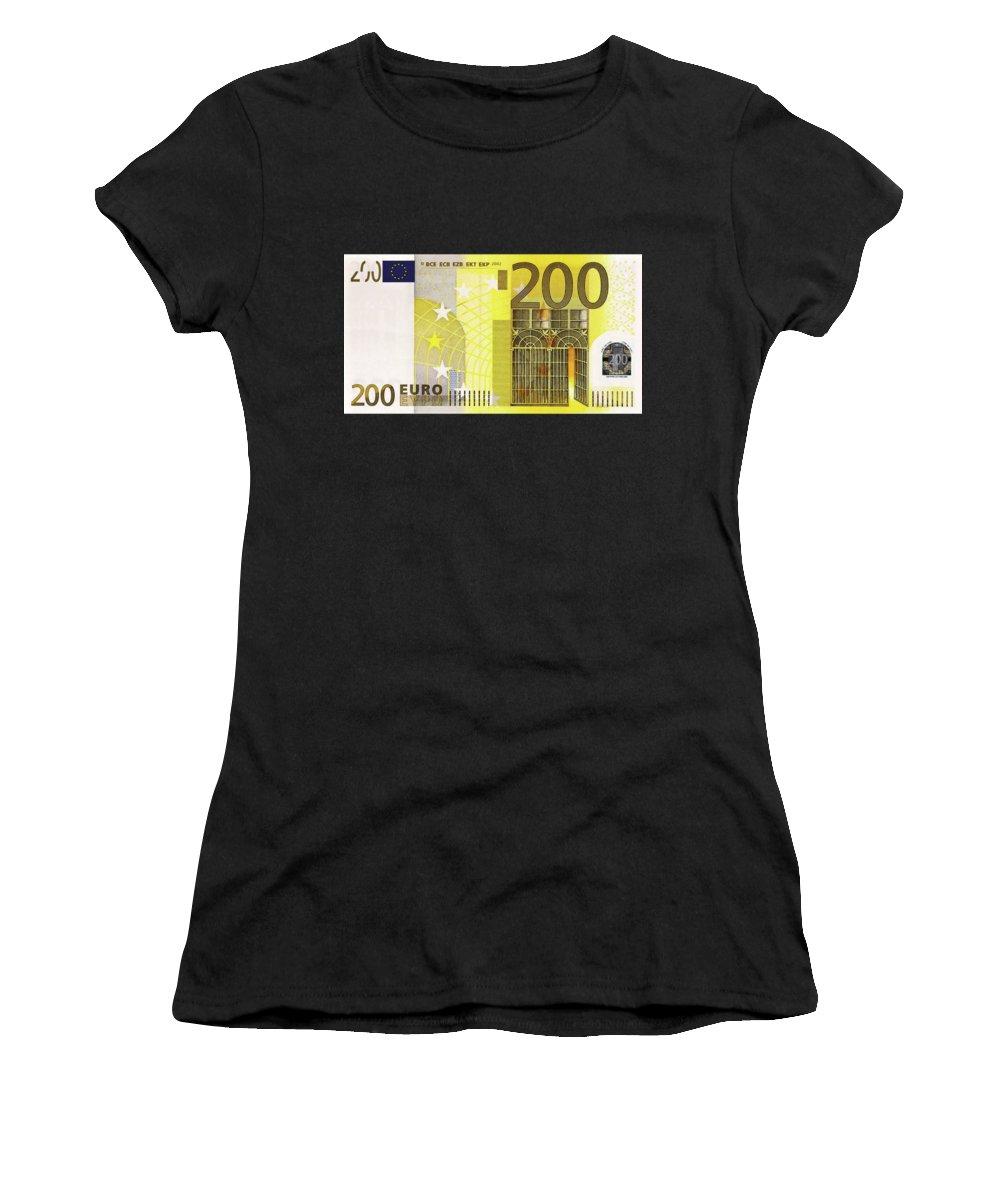 Bank Note Women's T-Shirts