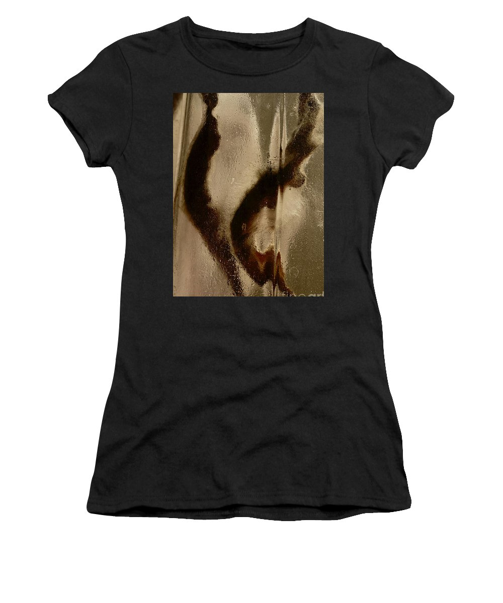 Abstract Art By Artist Photographer Alexander Vinogradov Women's T-Shirt (Athletic Fit) featuring the photograph Untitled # 2. by Alexander Vinogradov