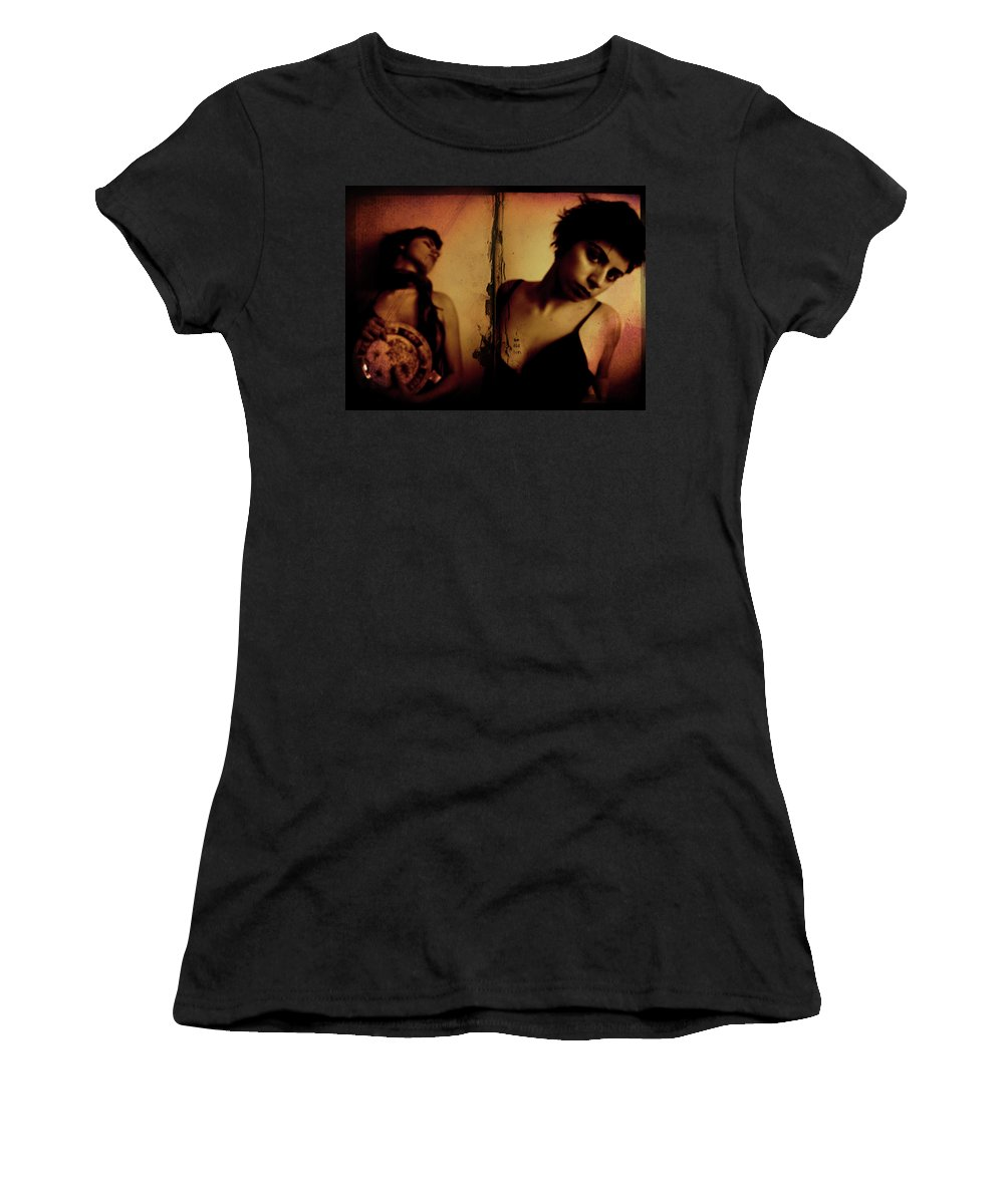 Woman Women's T-Shirt featuring the photograph Why Try To Change Me Now by Pelin Pir