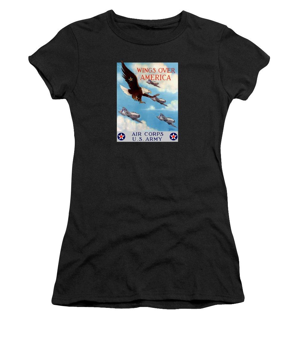 Eagle Women's T-Shirts