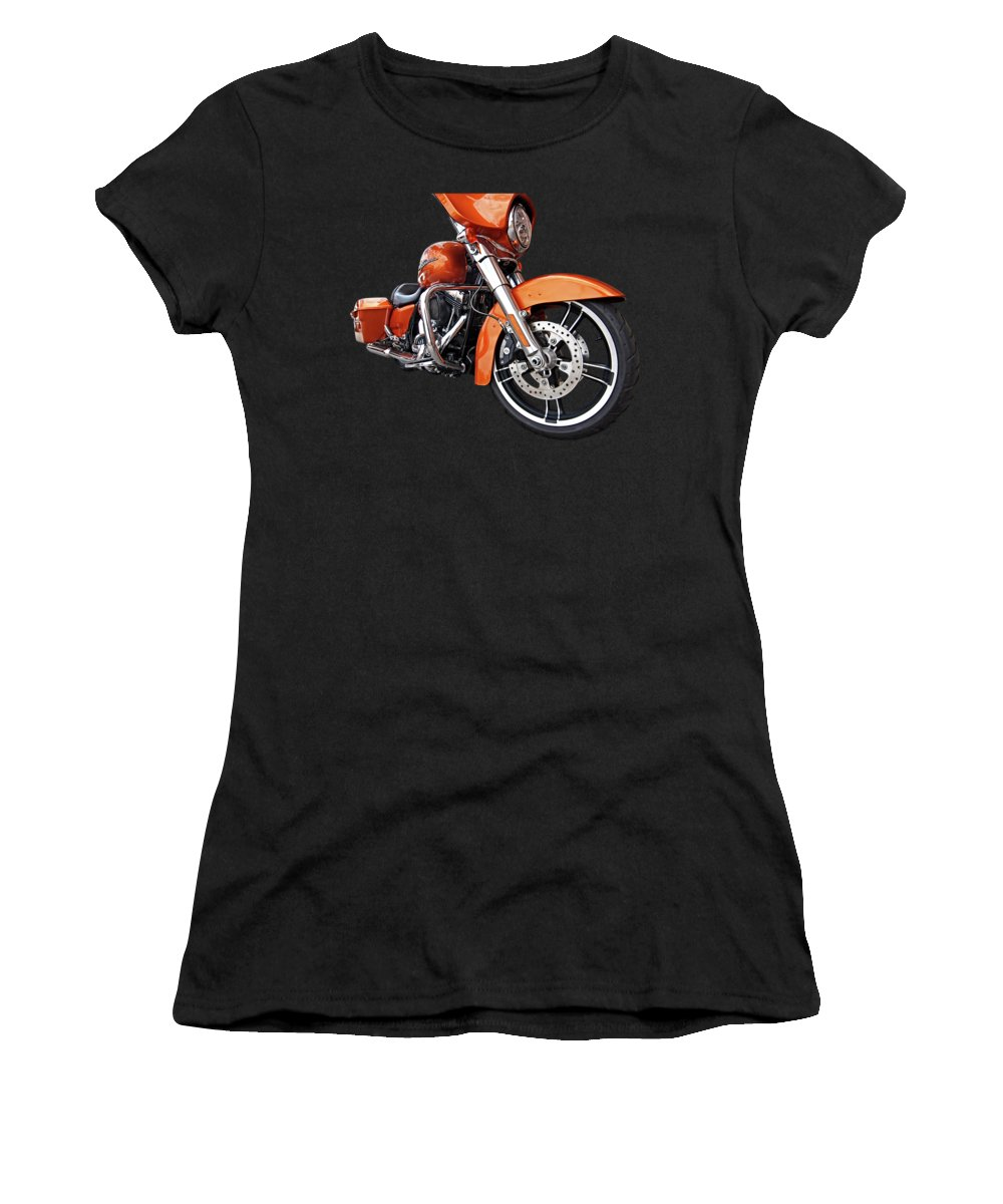 Sundown - Harley Street Glide Women's T-Shirt