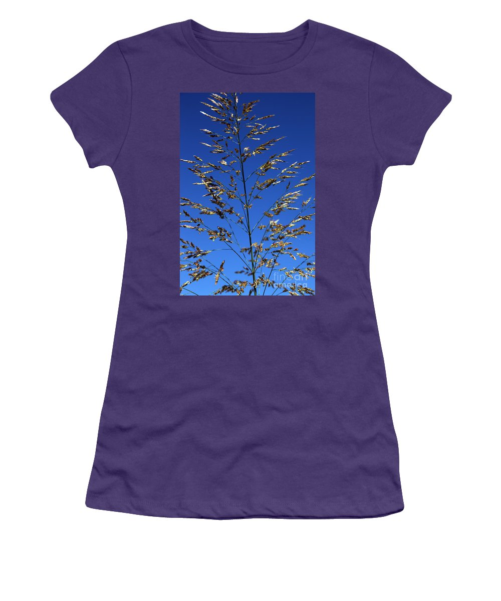 Nature Women's T-Shirt (Athletic Fit) featuring the photograph Making A Sound by Amanda Barcon
