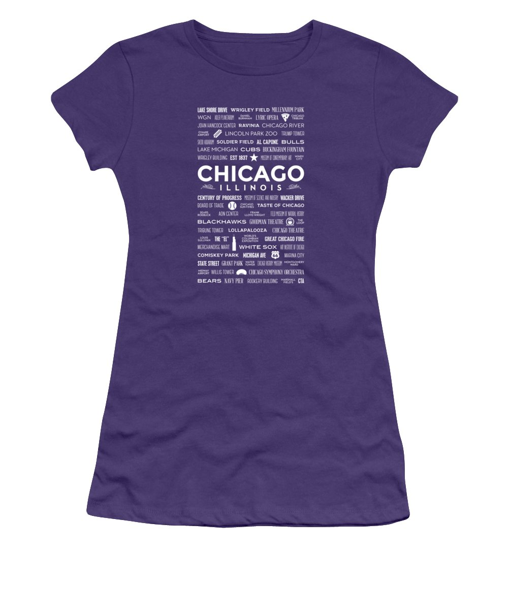 Soldier Field Women's T-Shirts