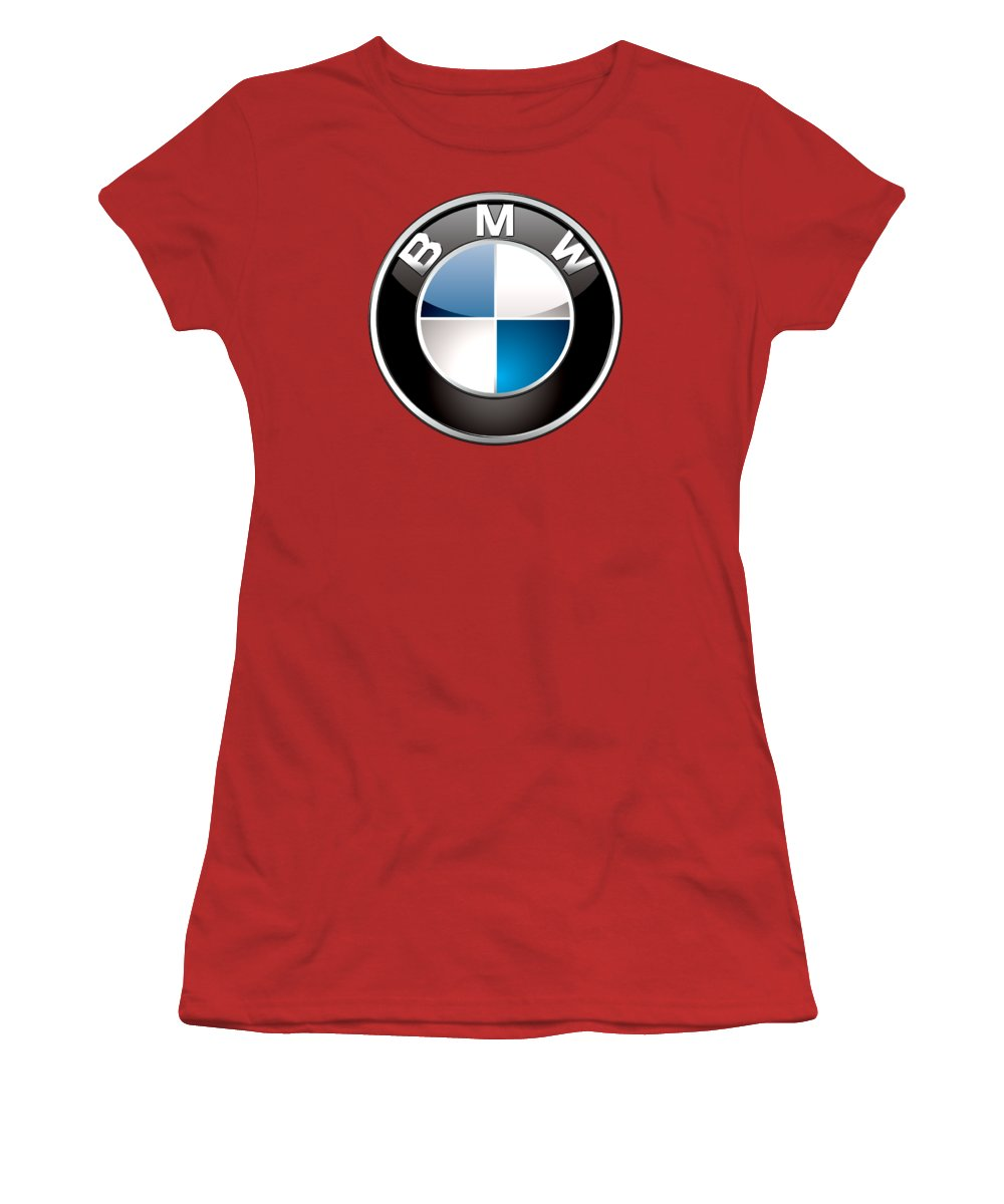 Car Badges Women's T-Shirts