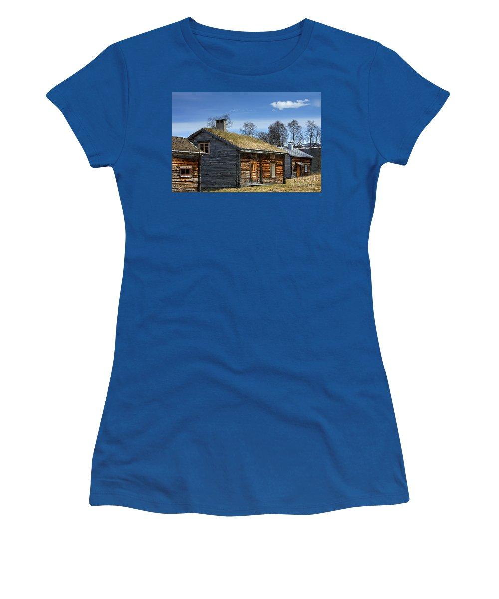 Sod Women's T-Shirt featuring the photograph 110307p194 by Arterra Picture Library