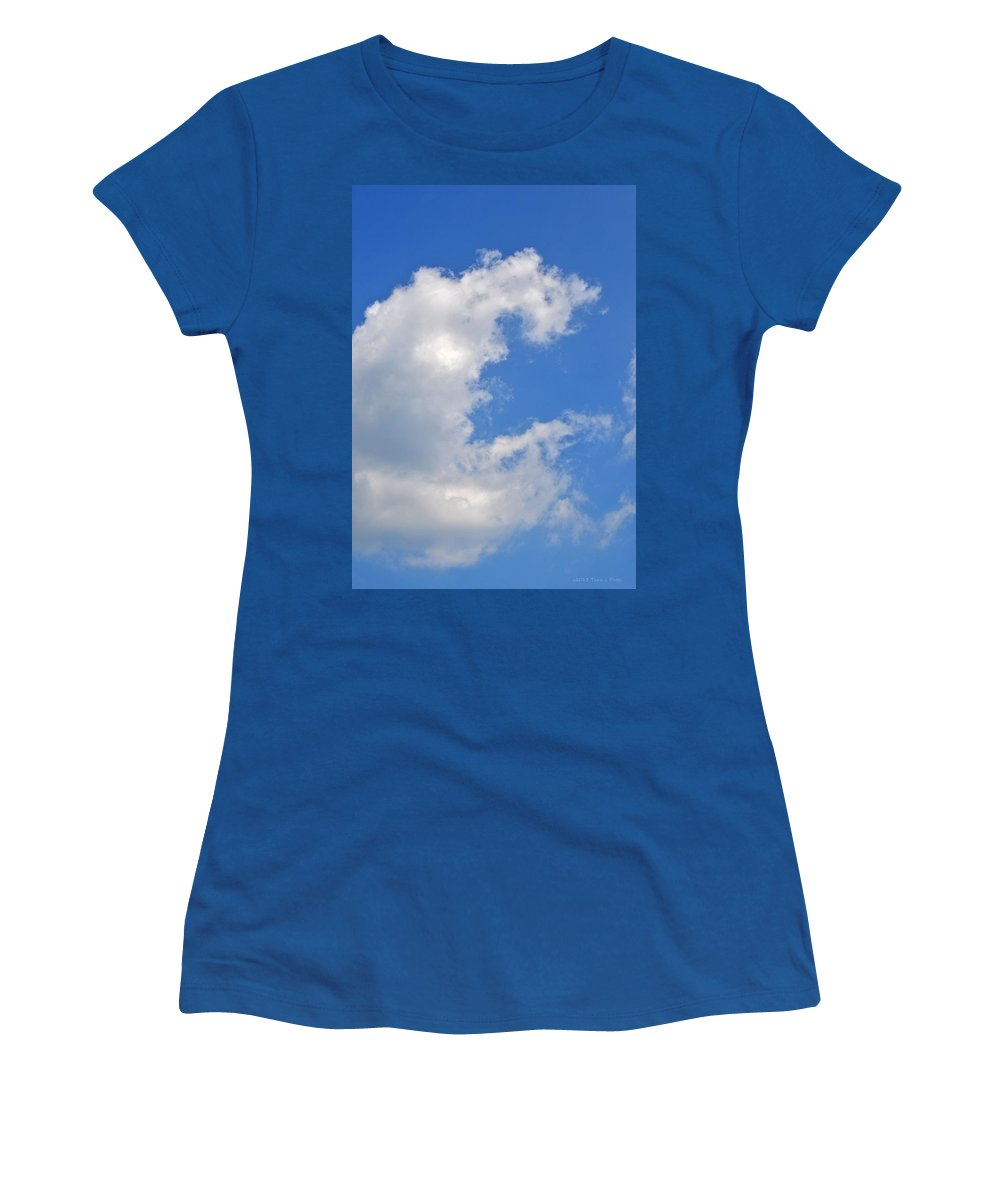 C Women's T-Shirt featuring the photograph C by Tara Potts