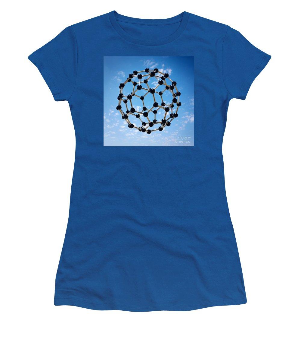 Molecular Clouds Photographs Women's T-Shirts