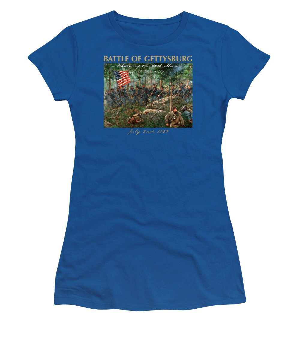 20th Paintings Women's T-Shirts