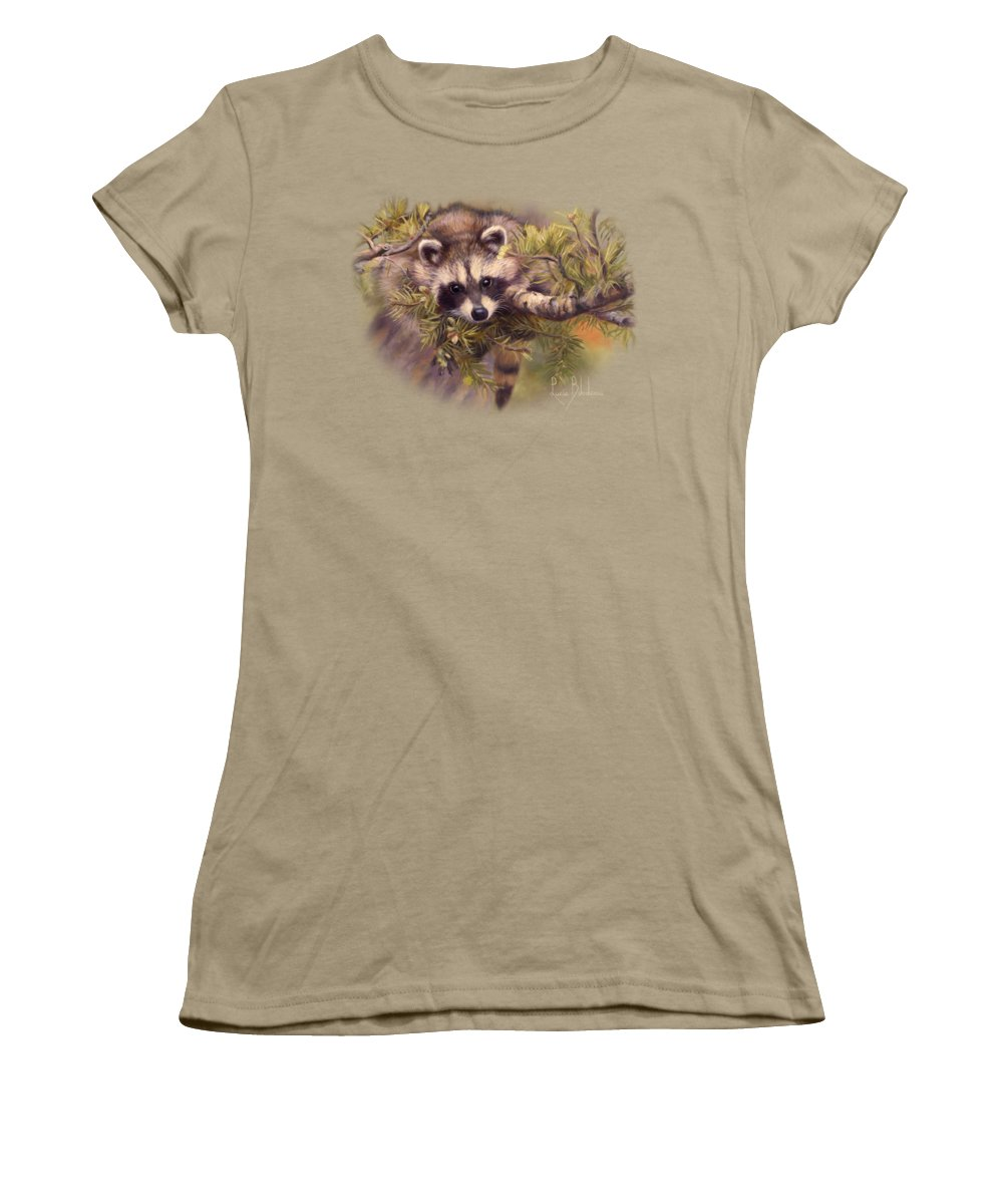 Raccoon Junior T-Shirts