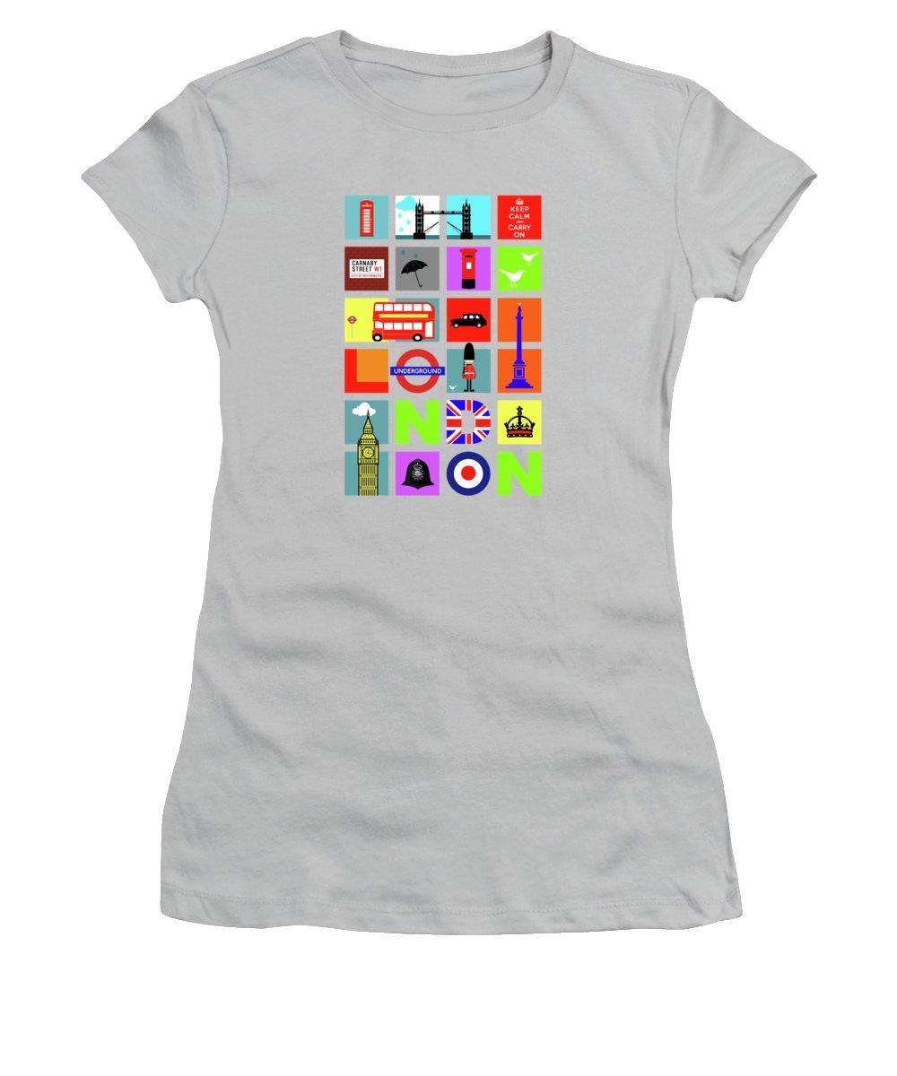 London Women's T-Shirts