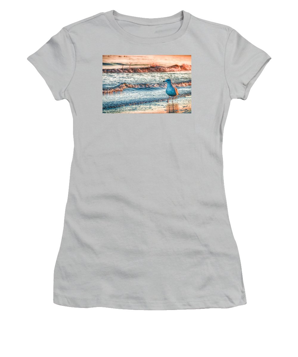 Beach Women's T-Shirts