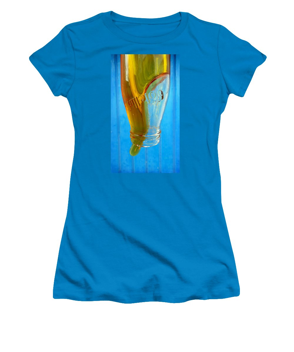 Skip Hunt Women's T-Shirt (Athletic Fit) featuring the photograph Miel by Skip Hunt