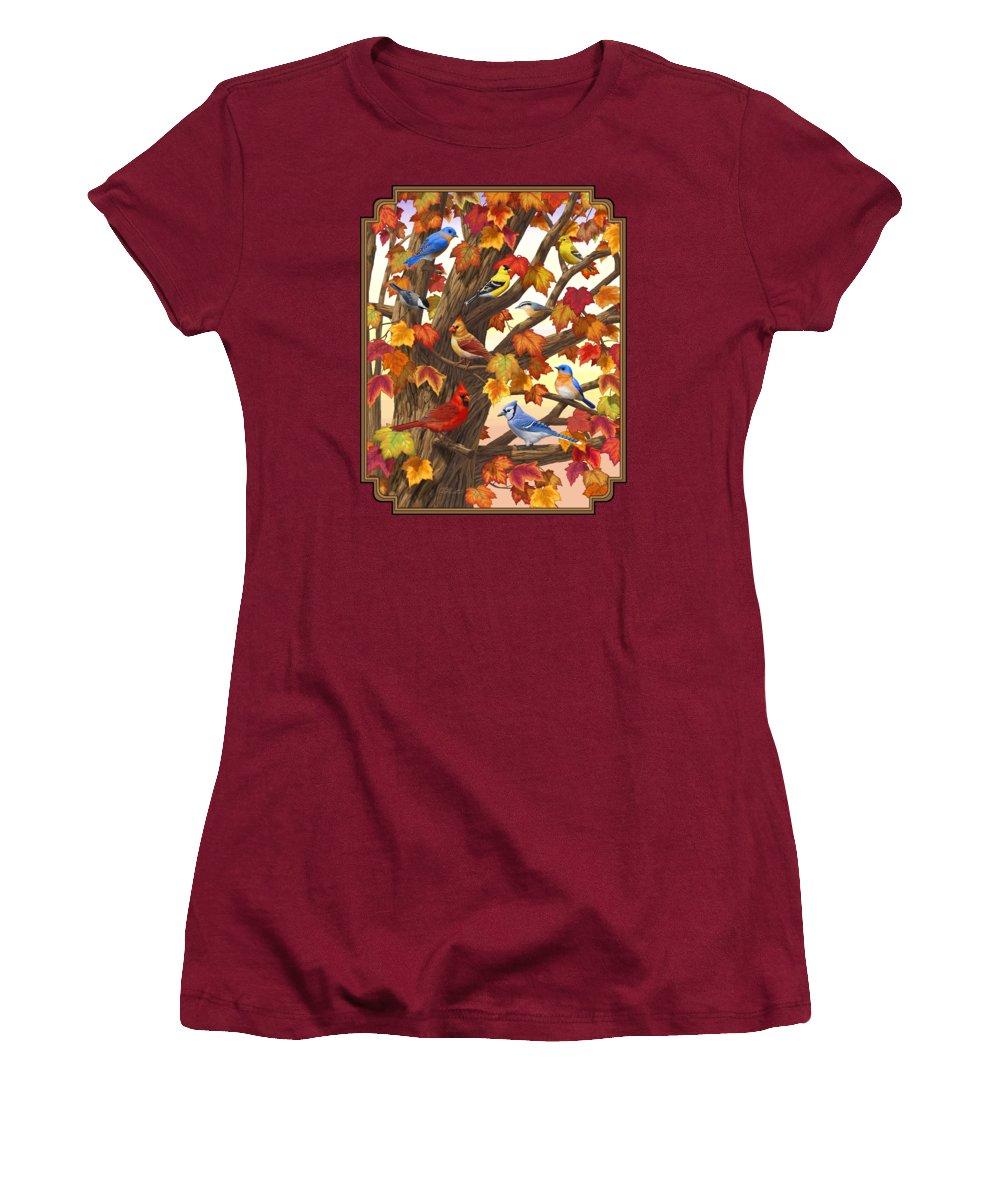 Bluejay Junior T-Shirts