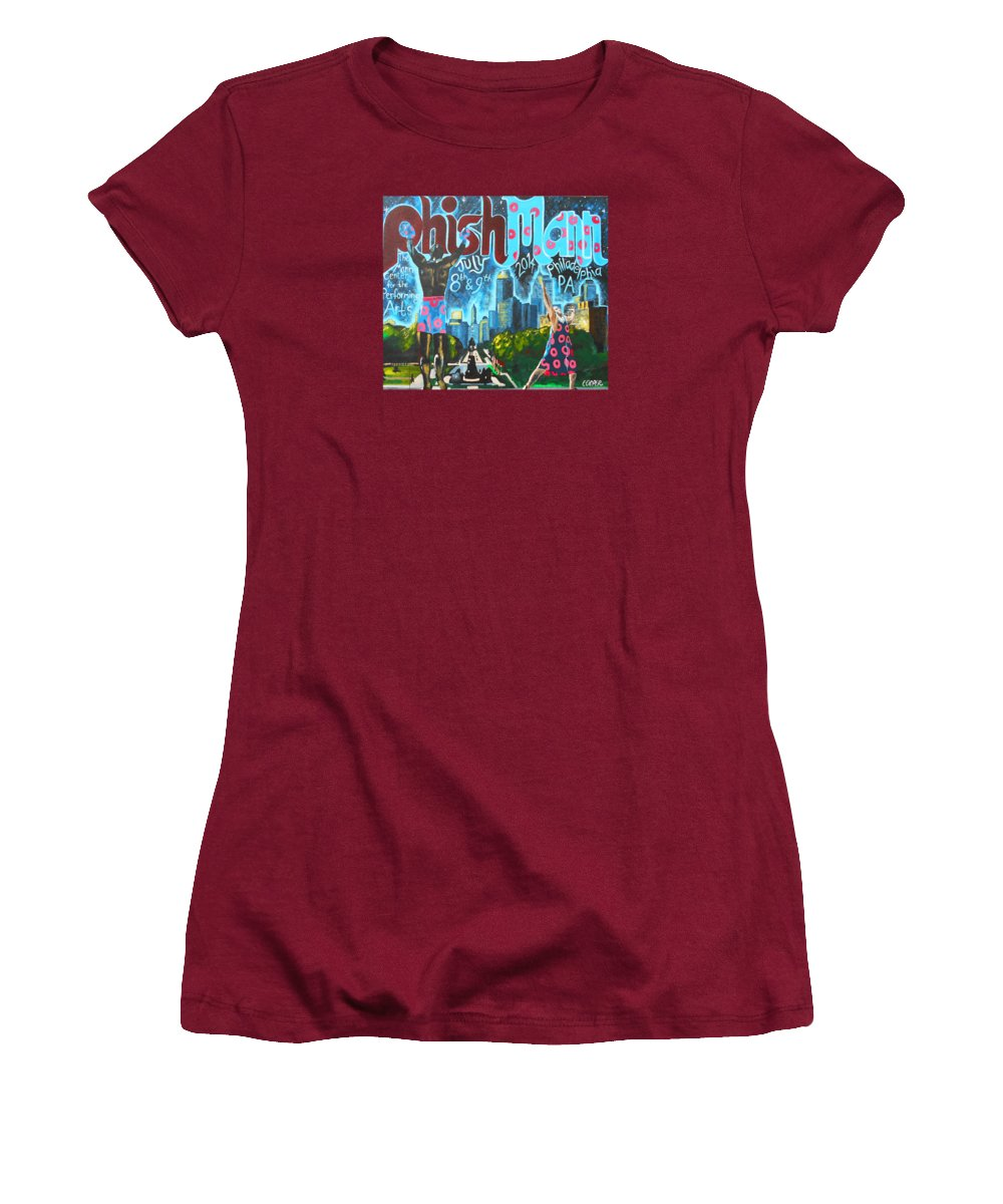 Philadelphia Women's T-Shirts