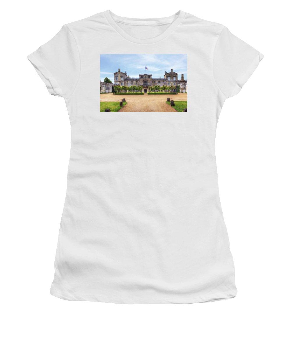 Wilton House Women's T-Shirt featuring the photograph Wilton by Joana Kruse