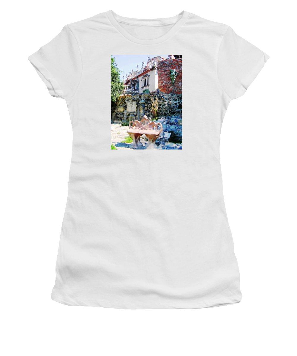 Casa Women's T-Shirt featuring the photograph Casa Golovan by Oleg Zavarzin