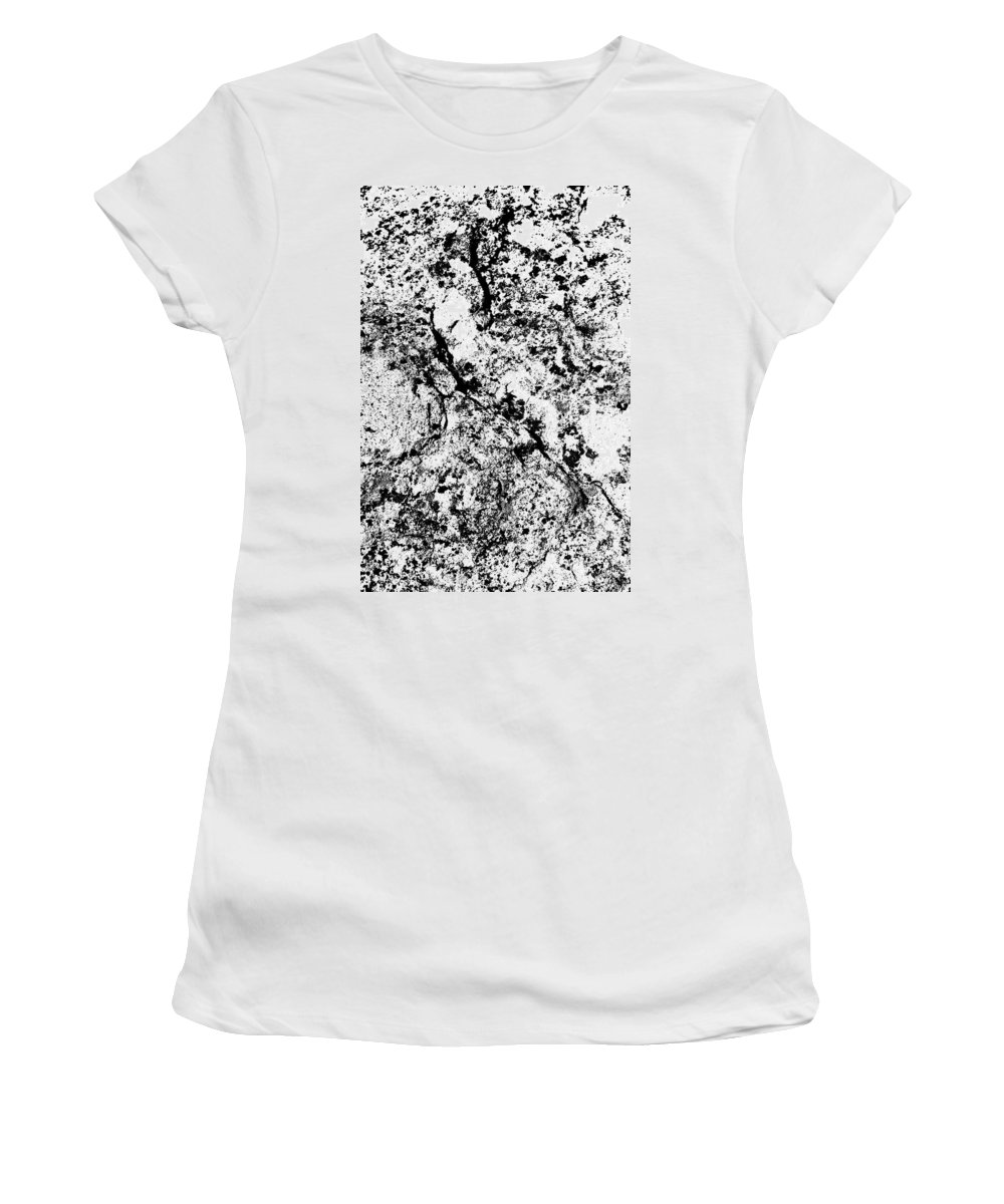 Digital Manipulation Women's T-Shirt (Athletic Fit) featuring the photograph Chaos by Brent Dolliver